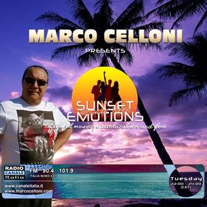 SUNSET EMOTIONS 146.4 Summer Vibes (30/06/2015)