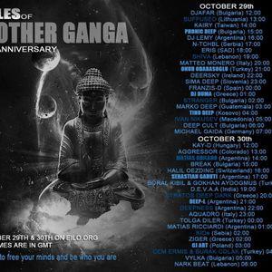 Tales Of Mother Ganga Anniversary_Guest Mix Halil Oezdinc_ 30.10.2011 @ Eilo.org