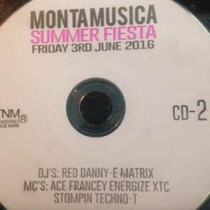 Monta Musica, Summer Fiesta, Lancastrian Suite, Gateshead 03/06/2016, CD 2