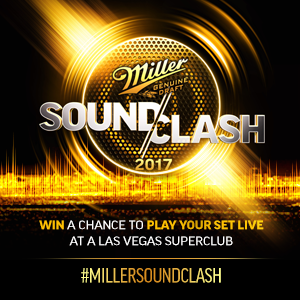 Miller SoundClash 2017 – DJ Tripz - WILD CARD