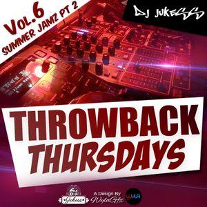 @DJ_Jukess - Throwback Thursdays Vol.6: Summer Jamz Pt.2