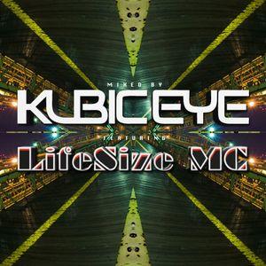 KUBIC EYE ft LIFESIZE MC Hyped Rollers Mixtape
