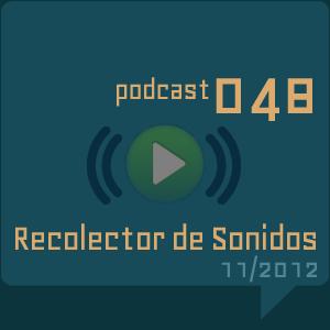 RECOLECTOR DE SONIDOS 048 - 11/2012