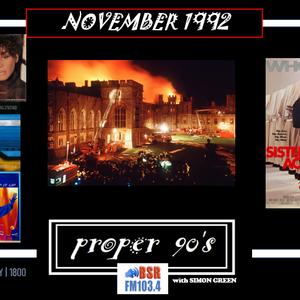 Proper 90's - November 1992