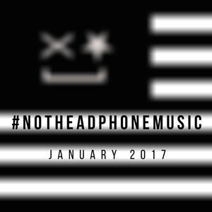 Daminous - #NotHeadphoneMusic January 2017