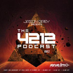 Jason Grey - The 4212 Podcast 002