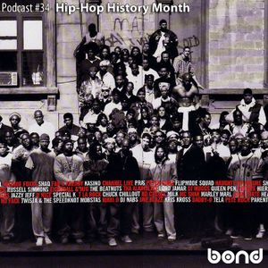 WIB Podcast # 35 - Hip-Hop History
