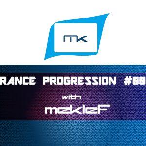 TRANCE PROGRESSION #008 with Meklef