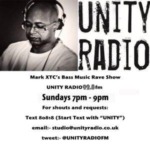 Mark XTC Bass Music Rave Show 29_11_2015_Unity Radio DAB