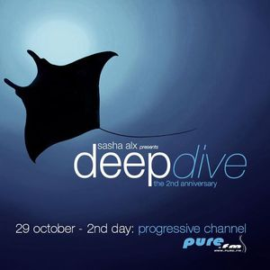 d-phrag - Guest Mix for DEEP DIVE 2-nd Anniversary (October 29. 2012)