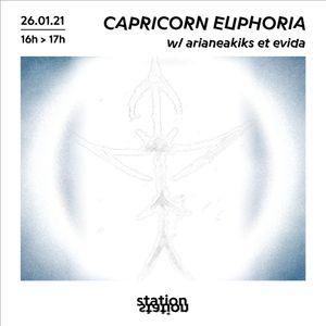 Capricorn euphoria w/ arianeakiks Ƹ̴Ӂ̴Ʒ et evida