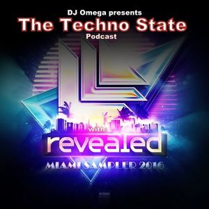 DJ Omega presents The Techno State #61 (incl. Ultra Miami Takeover Pt.2)