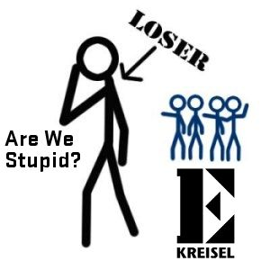 Der E-Kreisel - Are We Stupid DJ Mic Sep. 2011