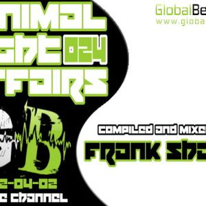 MINIMAL NIGHT AFFAIRS 024 with FRANK SHARP