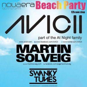 Swanky Tunes - Live at Nova Era Beach Party (Porto, Portugal) - 14.07.2012