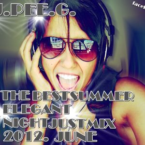 DJ.PEE.G. - THE BEST SUMMER ELEGANT NIGHT JUST MIX@2012.JUNE