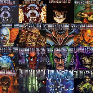 Classic Thunderdome Hardcore Mix (4hr)