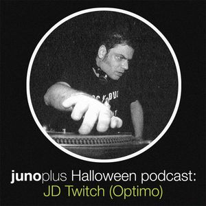 Juno Plus Halloween Podcast - JD Twitch (Optimo)