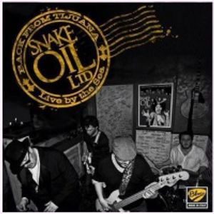 29° Puntata-UNCONVENTIONAL BLUES CON SNAKE OIL LTD