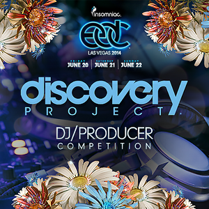 Discovery Project: EDC Las Vegas 2014 - Marric