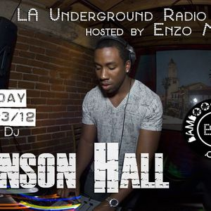 LA Underground Radio Show w/ VINSON HALL (LA) hosted by Enzo Muro