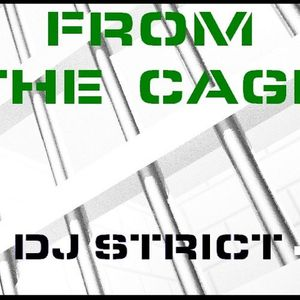 DJ Strict - From The Cage (2008)