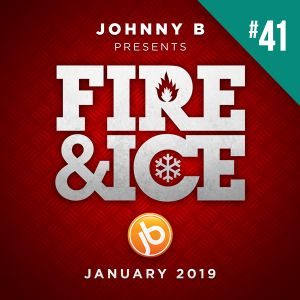Johnny B Fire & Ice Drum & Bass Mix No. 41 - January 2019