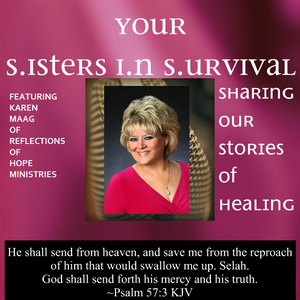 July Featured Sister of Hope - Karen Maag