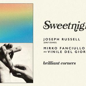 Sweetnighter @ brilliant corners - 25.01.19 - Mirko Fanciullo & Joseph Russell