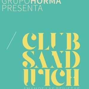 01. Conferencia Alfredo Ceballos. Club Sandwich