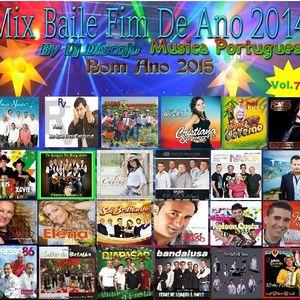 Mix Baile Fim de Ano 2014 Vol.7 By Dj.Discojo
