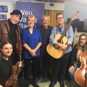 Acoustic Cafe Radio Show November 5th 2019 Ian Roland and Subtown Set, Sarah McQaid and Karen Tweed