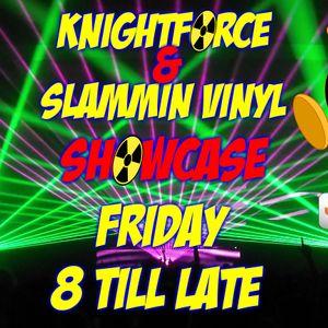 Dj Relm Slammin vinyl & knightforce showcase on lazer fm. 16.10.2015