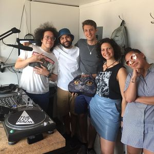 Darker Than Wax with David Marston @ The Lot Radio 07-08-2017