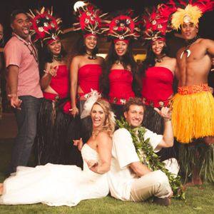 Paul & Tiffany 2014-07-04 Wedding Reception (PART B)