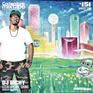 DJ Richy - Cornerstone Mixtape 151