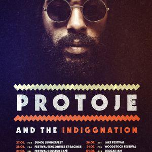 Mixmaster J interviews Protoje on the Certified Reggae Drivetime Show