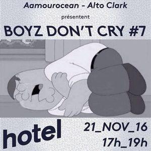 alto Clark & Aamourocean - 21/11/2016