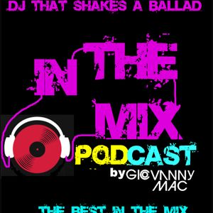 Giovanny Mac  In The Mix 24-06-11