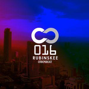 CITRICPODCAST 016 - Rubinskee