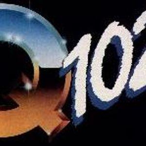 Q102; JASON MAINE; December 13, 1986