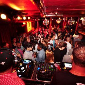 MONDAY 'Le Bar Rouge' 2012/02/27 Fullscale & Flava & Mc Iceman
