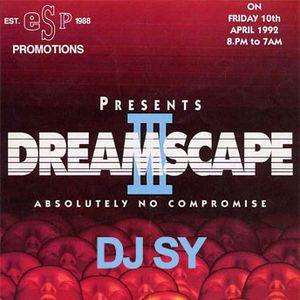 DJ SY Live @ Dreamscape 3 1992