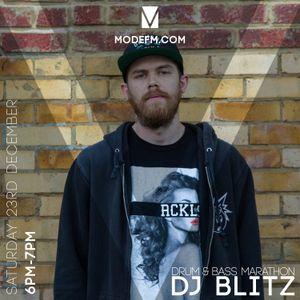 23/12/2017 - Blitz (D&B Marathon) - Mode FM