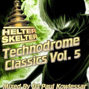 Helter Skelter - Classic Technodrome 5