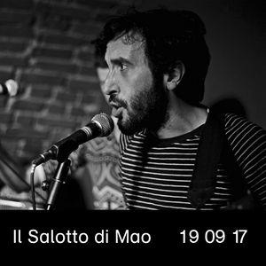 Il Salotto di Mao (19|09|17) - Andrea Debegnac