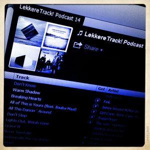 LekkereTrack! Podcast Aflevering 14
