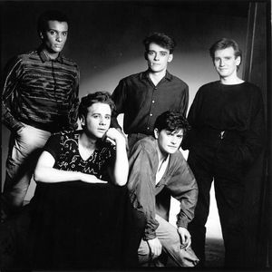 Simple Minds in the Mix