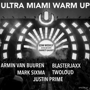 EDM Weekly Episode 69 (Ultra Miami 2015)