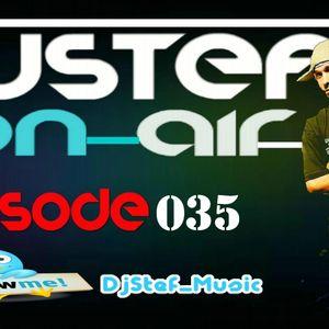DjStef On Air Episode 035